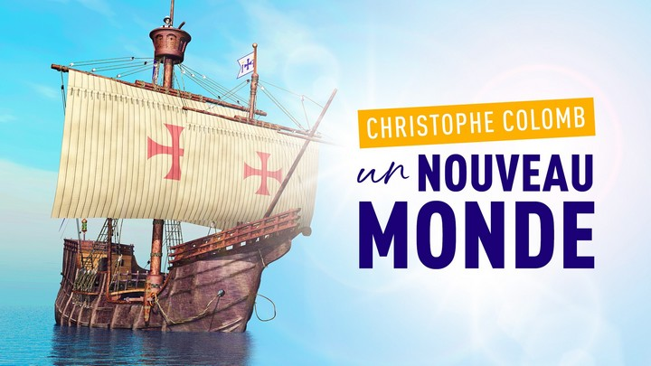 CHRISTOPHE COLOMB : ENTRER DANS LE NOUVEAU MONDE